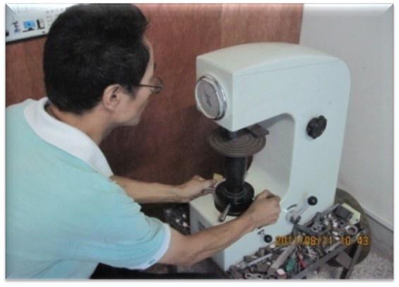 硬度测试仪:材质硬度分析